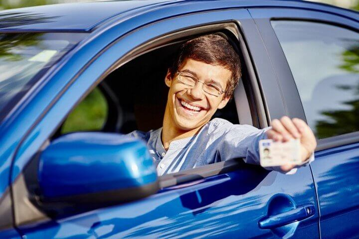 How to get driving licence real fast in UK?