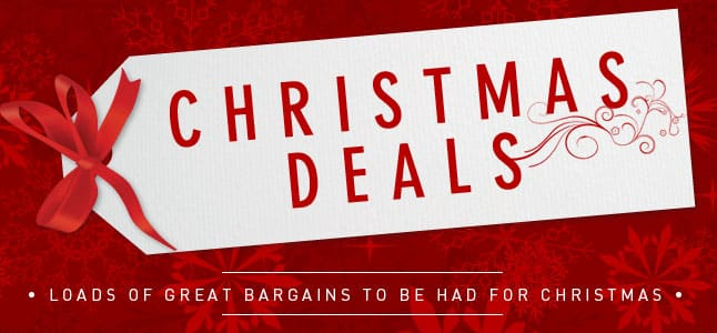 Christmas Discounts are coming!