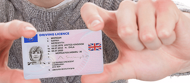 How to get a UK driving licence fast track?
