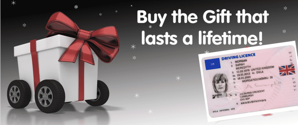 Gift a driving course for £75